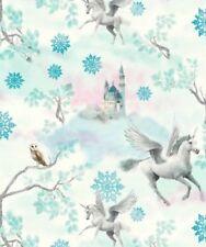 Edle Exklusiv Vliestapete Arthouse Sophie Conran 900500 Flock Palais Spot Silver