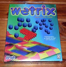 Wetrix PC Dos IBM Game Ocean 1998 Brand New Sealed Big Box
