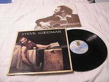 Steve Goodman  LP with Original Record Sleeve-SAY IT IN PRIVATE STEREO