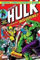 Incredible Hulk #181 International Turkish Edition Reprint