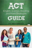 ACT English, Science, Reading, and Math Strategies Guide (Paperback or Softback)