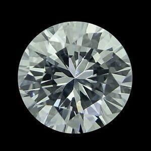 round brilliant diamond G VS2 0.18ct natural loose gemstones