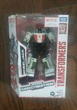 Transformers Netflix War for Cybertron Deluxe Class Wheeljack - MISB