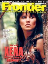 AUSTRALIA SCI-FI FRONTIER - XENA LUCY LAWLESS COVER -#14 1999 - STAR WARS - RARE