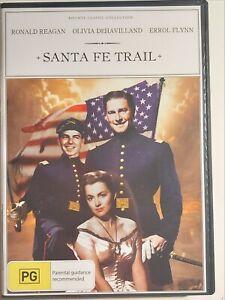 Santa Fe Trail ( Multi Region DVD ) FREE Next Day Post from NSW