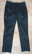 Hose STRENESSE (black label) schwarz  dt. 40 Baumwollmischung nwt