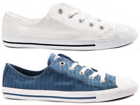 CONVERSE Chuck Taylor All Star Dainty Sneakers Shoes Womens Original All Size