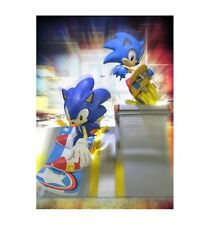 First For Figures Sonic Generations Diorama Statue