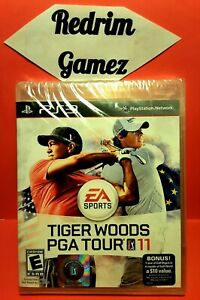 Tiger Woods PGA Tour 11 NEW PS3 Video Games