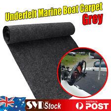 Replaces Felt Material Boat Marine Cabin Deck Board Carpets Grey Roll 2m X 1.2m