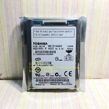 """Toshiba  MK1214GAH 120GB Internal 4200RPM 1.8"""" (HDD1901)CE  HDD"""