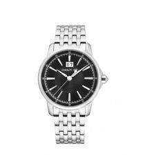 Cerruti Analog Casual Watch Quartz Silver Mens CRA072A221B