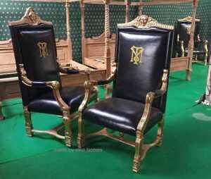 USA STOCK collectors Tony Montana Al Pacino Scarface Armchair movie prop Chair