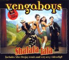 Vengaboys Shalala lala (2000) [Maxi-CD]