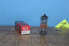 Radio Tubes 12BZ7 RCA Grey Plate NOS