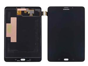 Original Samsung Galaxy Tab S2 8.0 Display LCD 2018 T715 Schwarz Guter Zustand