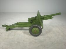 Dinky Toys Military Army #686 25-Pounder Cannon OUTSTANDING