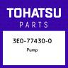 3E0-77430-0 Tohatsu Pump 3E0774300, New Genuine OEM Part