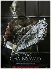 MASSACRE A LA TRONCONNEUSE Affiche Cinéma / Movie Poster 160x120