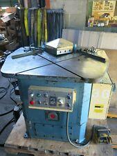 Amada Cs 220 Hydraulic Notcher 8 58 X 8 58 X 10ga