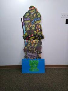 TMNT 1989 VINTAGE STAND-UP
