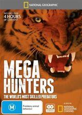 National Geographic - Mega Hunters