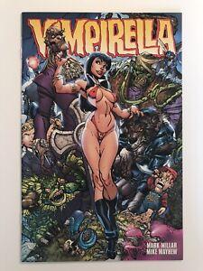 Vampirella #1 - J Scott Campbell Variant Cover - Harris Comics 2001 NM