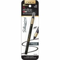 L'Oréal Paris Infallible Eye Silkissime Eyeliner, Charcoal,