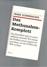 Frank Schirrmacher - Das Methusalem-Komplott - 2004