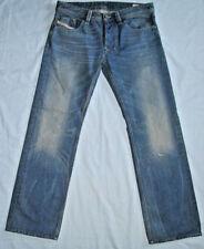 "Homme Diesel Larkee Jeans 34""W 31""L 10""R 8 1/2 ""H (plat)"