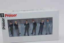 Preiser 68213 Geschäftsleute Businessmen  5 Figuren  mit OVP NEU 1:50