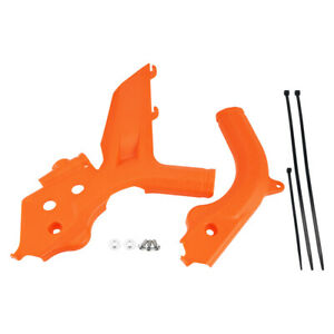 Frame Protectors Guards Covers For KTM 250 SX SXF XCF XC 2019-2022 XCW 2020-2022