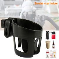 Universal Drink Holder Baby Stroller Milk Cup For Pushchair Bike Pram Buggy UK.