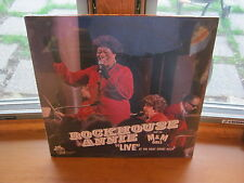 Rockhouse Annie LIVE At The First Street Alley LP Sound Station SEALED M&M girls