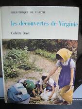 Les Découvertes de Virginie - Colette Nast - 1960