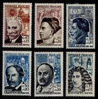 PIPOLES de 1962, Neufs * = Cote 17 € / Lot Timbres France 1345 à 1350