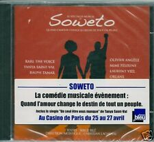 CD COMEDIE MUSICALE--SOWETO--CHRISTIAN LACHENAL--2008