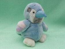 "My Blue Nose Friends N° 042 Peluche PERROQUET *-* MELODY PARROT 4"" 10 cm"