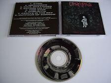 ORGY OF PIGS Where Feelings Die CD 1992 RARE ORIG 1st PRESS AUSTRALIA DOMINATOR!