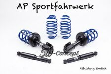 AP Sportfahrwerk VW Polo 6N 6N1 94-99 40/30mm Fahrwerk SP80-004