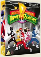 Nuovo Mighty Morphin Power Rangers Stagione 3 DVD