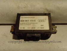Audi A4 B5 94-01 alarm control unit ECU 4D0951173C