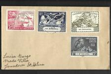 ST HELENA, 1949 UPU ON PLAIN LOCAL COVER.NOT FIRST DAY