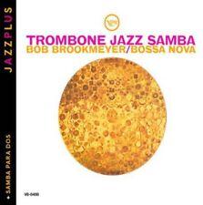 Bob Brookmeyer - Trombone Jazz Samba/Samba Para Dos [New CD] Germany - Import