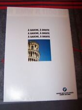 4T - Prospectus/Brochure/Catalogue Moto BMW 1993 Poster R1100RS R 1100 RS