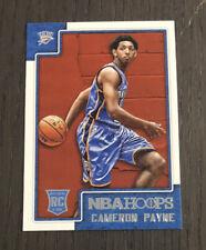 2015-16 NBA Hoops CAMERON PAYNE #288 RC Base Set Rookie Card