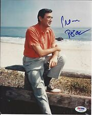 GREGORY PECK Signed 8 x10 PHOTO with PSA/DNA COA