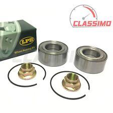 Front or Rear Wheel Bearing Kit Pair for LANDROVER FREELANDER Mk 1 & 2 - 2001-14