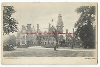 Berkshire Aldermaston Court nr Reading 1904 Vintage Postcard 20.11