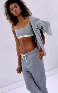 Calvin Klein CK One Cotton Bralette Size XS adjustable Thin Strap Bra BNWT